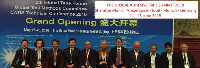Afera 1st Global Adhesive Tape Summit a success